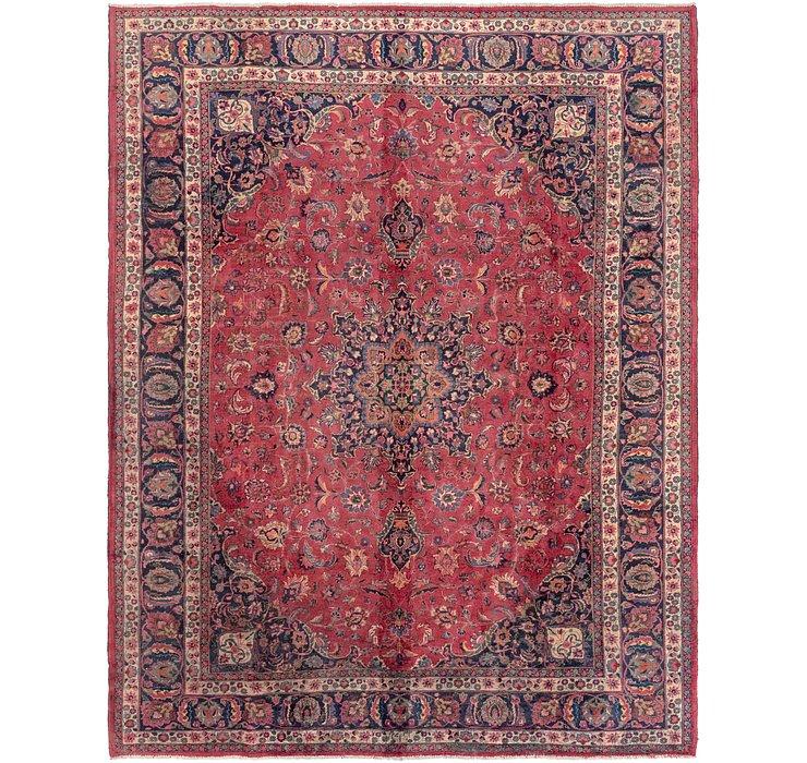 310cm x 390cm Mashad Persian Rug