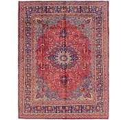 Link to 297cm x 395cm Mashad Persian Rug