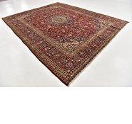Link to 9' 9 x 12' 4 Kashan Persian Rug