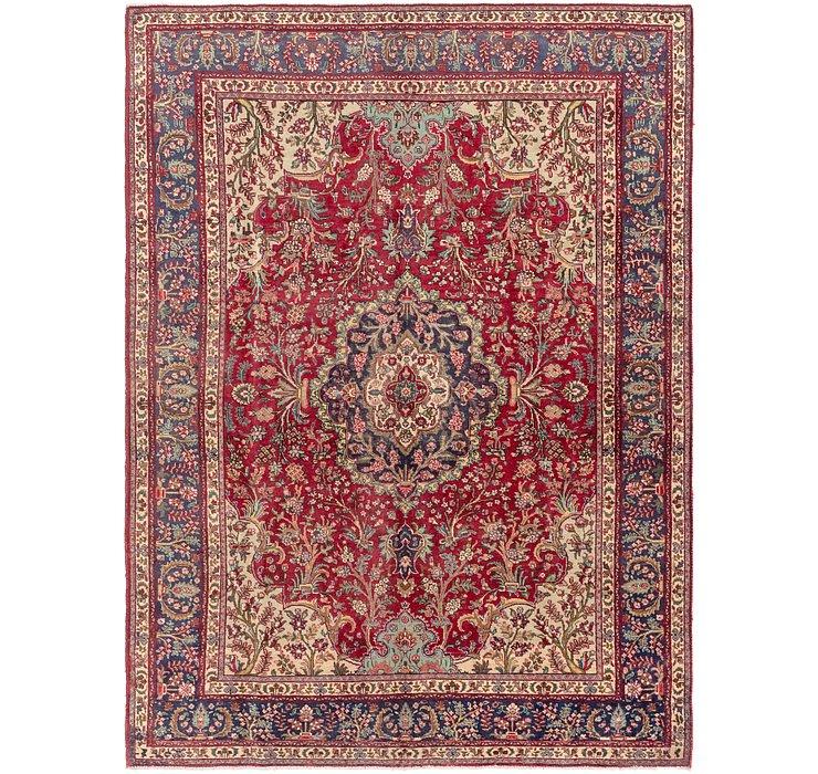 250cm x 343cm Tabriz Persian Rug