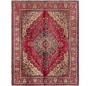 Link to 305cm x 390cm Tabriz Persian Rug