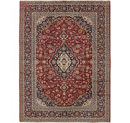 Link to 8' 10 x 11' 10 Kashan Persian Rug