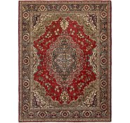Link to 10' 10 x 14' 1 Tabriz Persian Rug