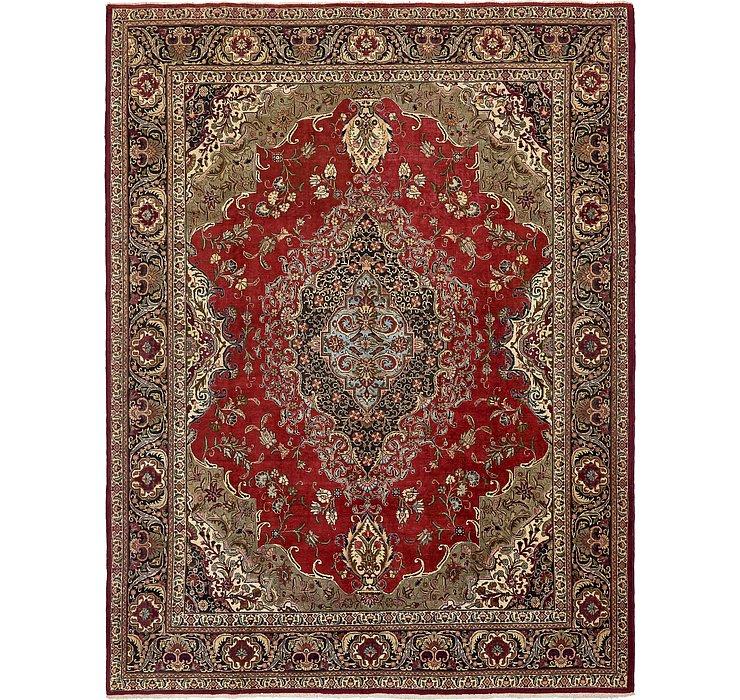 10' 10 x 14' 1 Tabriz Persian Rug