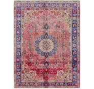 Link to 6' 8 x 9' 2 Tabriz Persian Rug