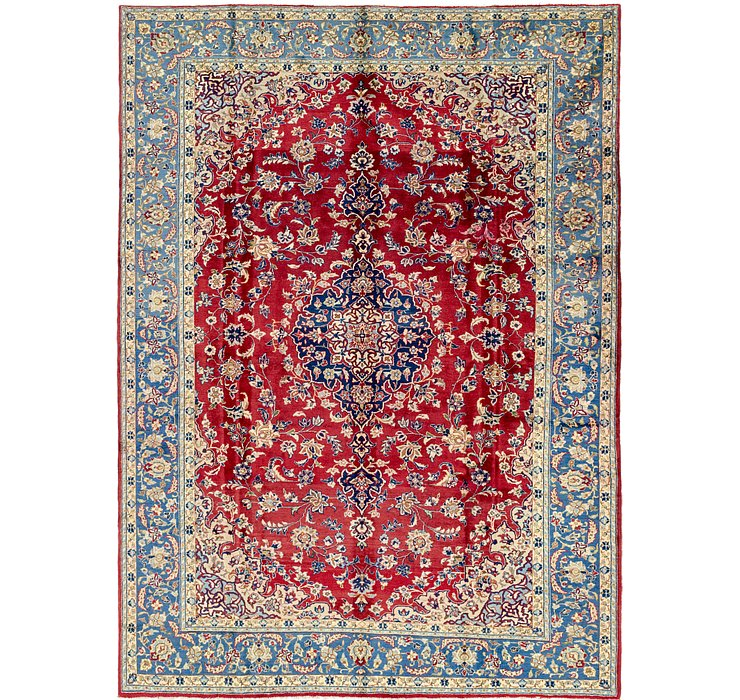 8' 4 x 11' 5 Isfahan Persian Rug