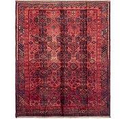 Link to 7' 2 x 9' Shiraz-Lori Persian Rug