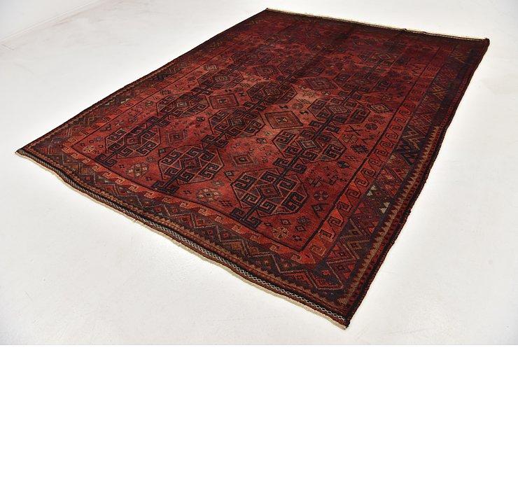 7' 2 x 9' Shiraz-Lori Persian Rug