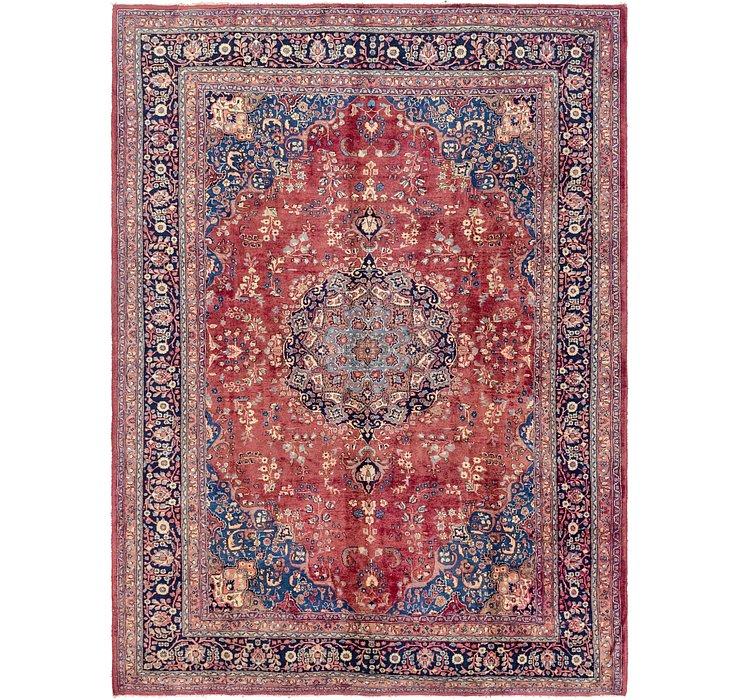 250cm x 335cm Mashad Persian Rug