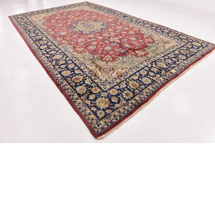 9' 8 x 16' Isfahan Persian Rug