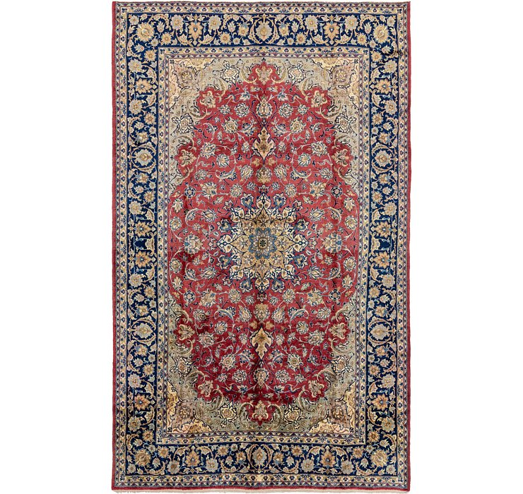 295cm x 488cm Isfahan Persian Rug