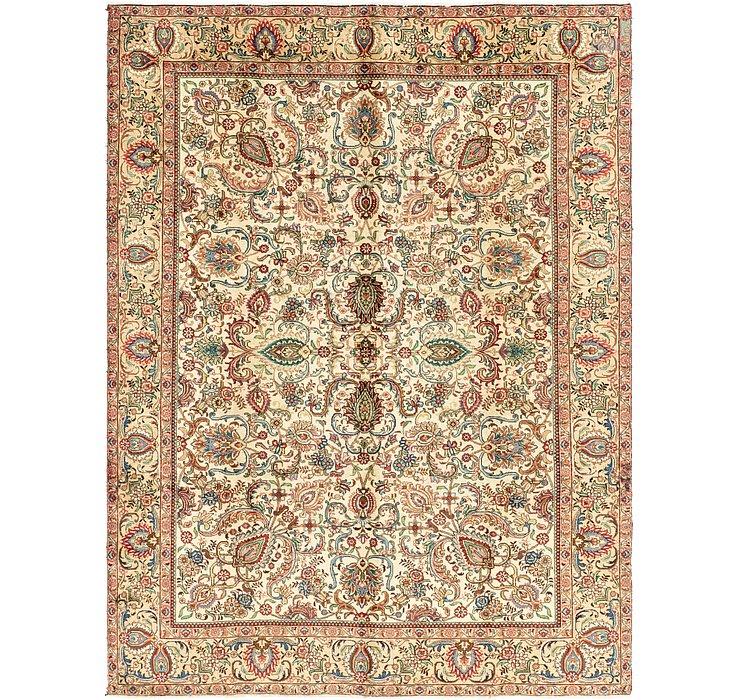 280cm x 365cm Tabriz Persian Rug
