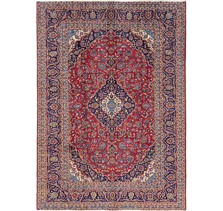 250cm x 350cm Kashan Persian Rug