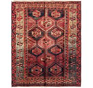 Link to 6' 9 x 8' 6 Shiraz-Lori Persian Rug