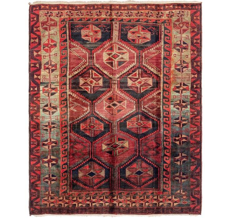 205cm x 260cm Shiraz-Lori Persian Rug