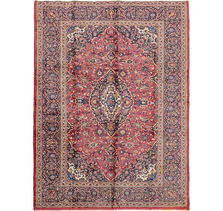 245cm x 328cm Kashan Persian Rug