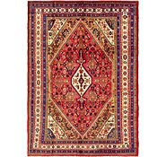 Link to 7' 2 x 10' 4 Hamedan Persian Rug