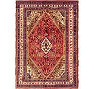 Link to 218cm x 315cm Hamedan Persian Rug