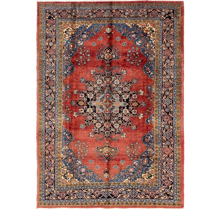 262cm x 365cm Viss Persian Rug