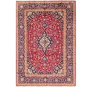 Link to 8' x 11' 5 Kashan Persian Rug