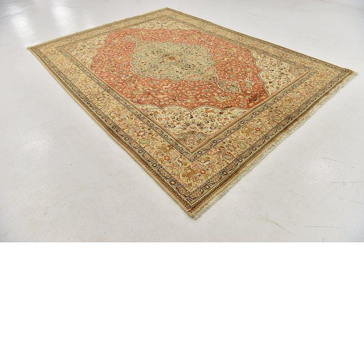 8' 2 x 10' 10 Tabriz Persian Rug