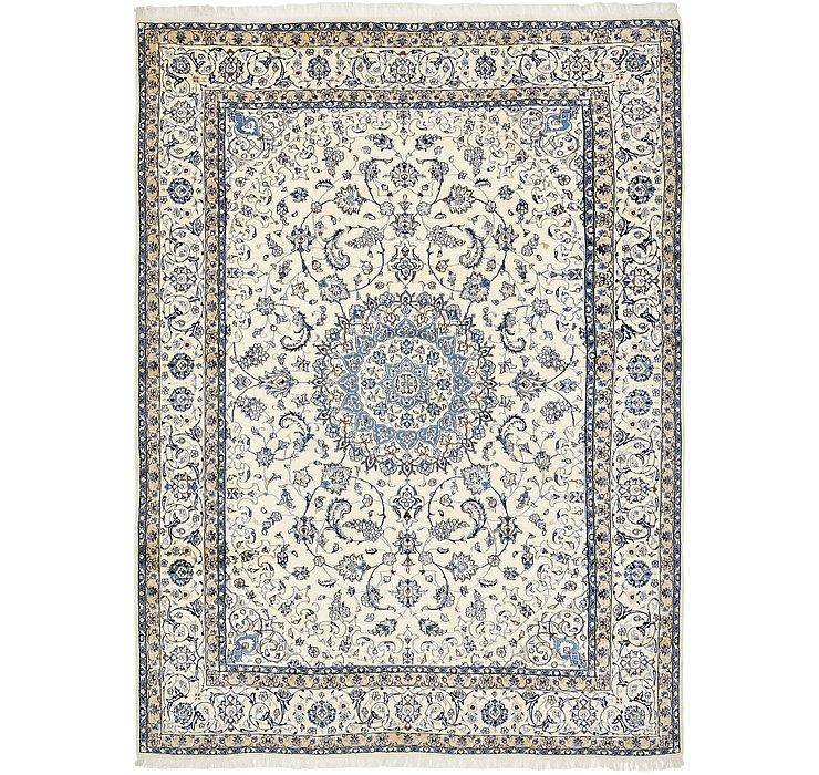 8' 1 x 11' 2 Nain Persian Rug