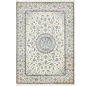 Link to 8' 2 x 11' 7 Nain Persian Rug