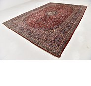 Link to 10' 8 x 14' 6 Kashan Persian Rug