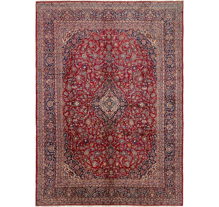 10' 8 x 14' 6 Kashan Persian Rug