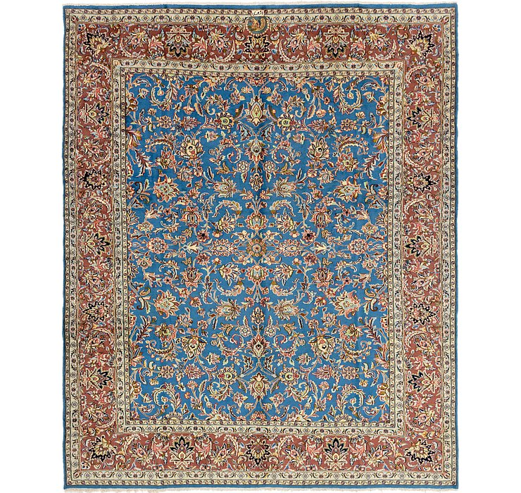 10' x 12' 5 Yazd Persian Rug
