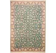 Link to 9' 8 x 13' 9 Nain Persian Rug