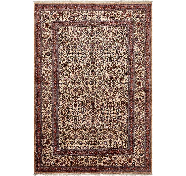 360cm x 515cm Mashad Persian Rug