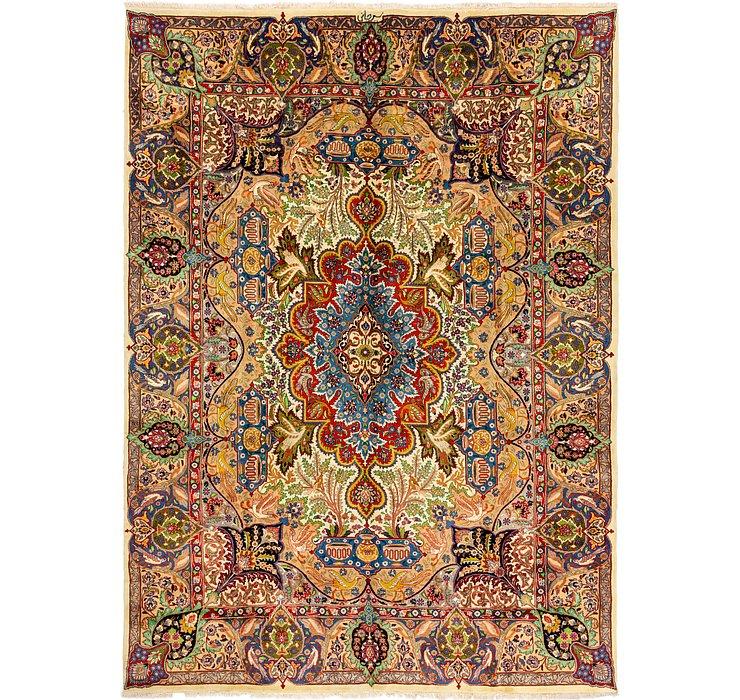 9' 8 x 13' 1 Kashmar Persian Rug