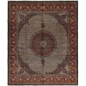 13' 2 x 15' 8 Mood Persian Rug