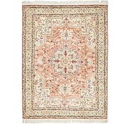 Link to 5' x 6' 6 Tabriz Persian Rug