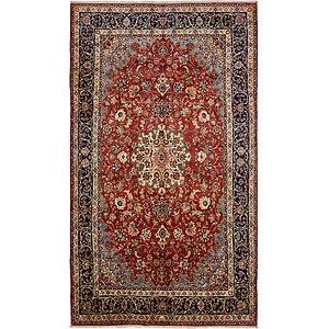 10' 3 x 17' 6 Isfahan Persian Rug