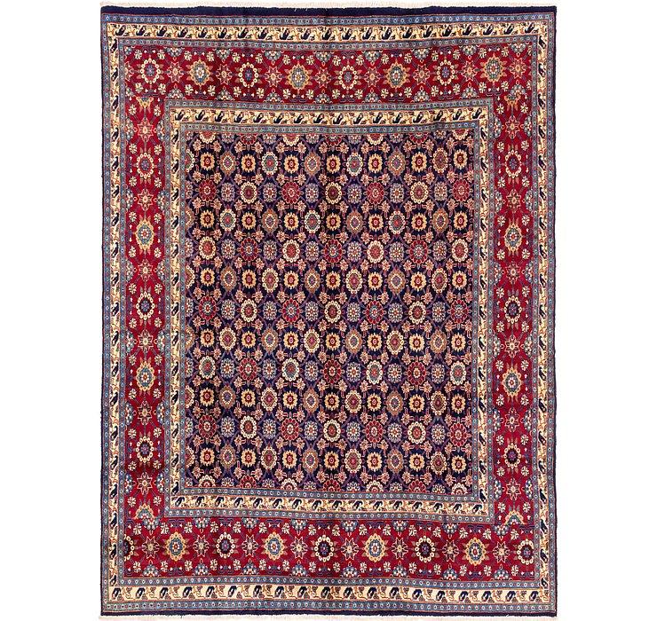 9' 5 x 12' 8 Varamin Persian Rug