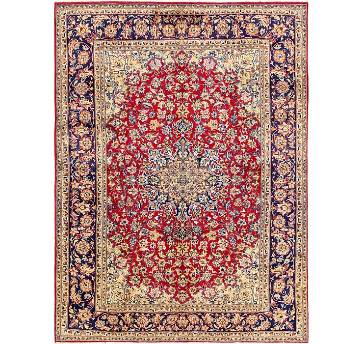 10' x 13' 5 Isfahan Persian Rug