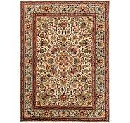 Link to 8' 4 x 11' 4 Tabriz Persian Rug