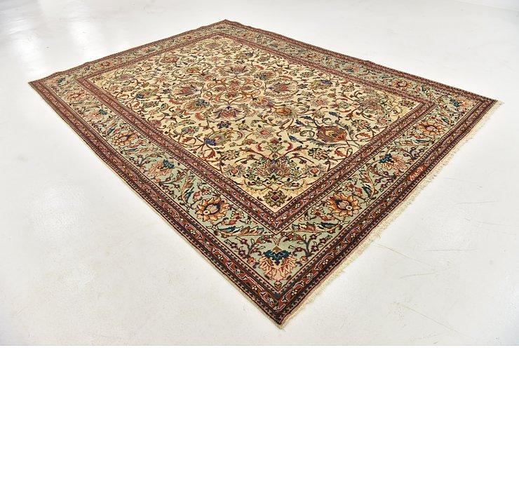 8' 4 x 11' 4 Tabriz Persian Rug