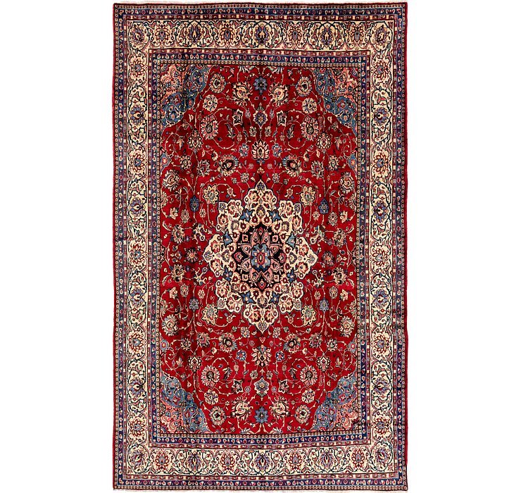 8' 2 x 13' 8 Sarough Persian Rug