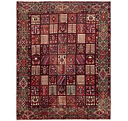 Link to 275cm x 345cm Bakhtiar Persian Rug