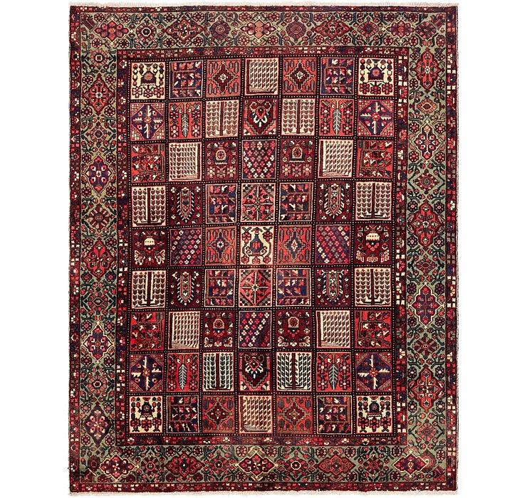 9' x 11' 4 Bakhtiar Persian Rug