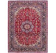 Link to 8' 4 x 11' Isfahan Persian Rug