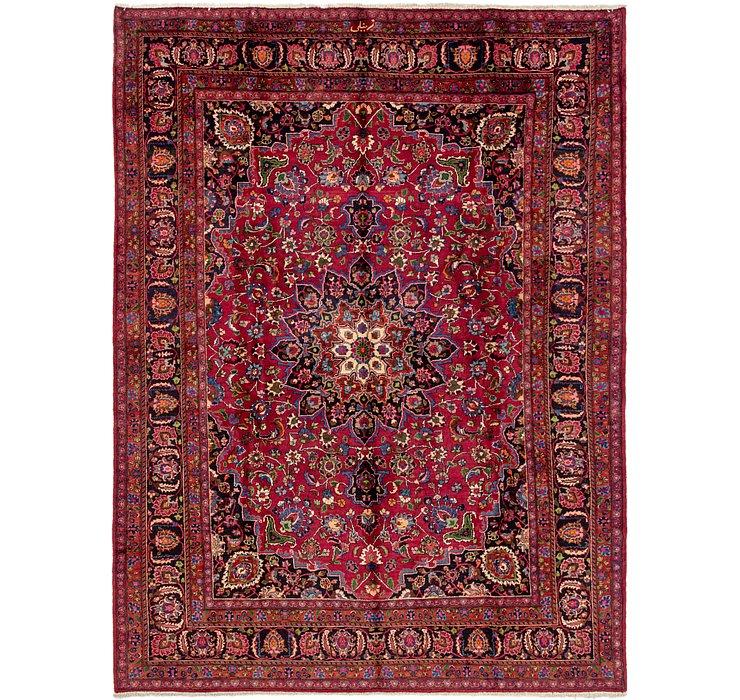 8' 4 x 11' 7 Mashad Persian Rug
