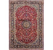 Link to 267cm x 385cm Isfahan Persian Rug
