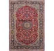 Link to 8' 9 x 12' 8 Isfahan Persian Rug