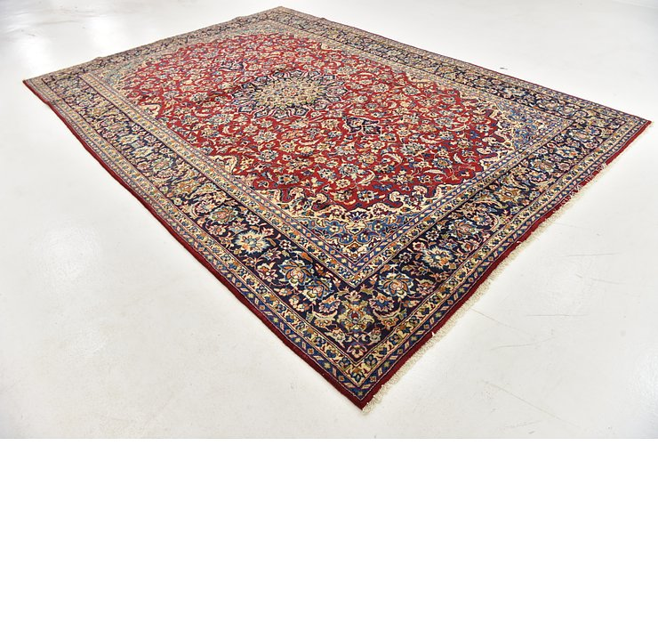 8' 9 x 12' 8 Isfahan Persian Rug