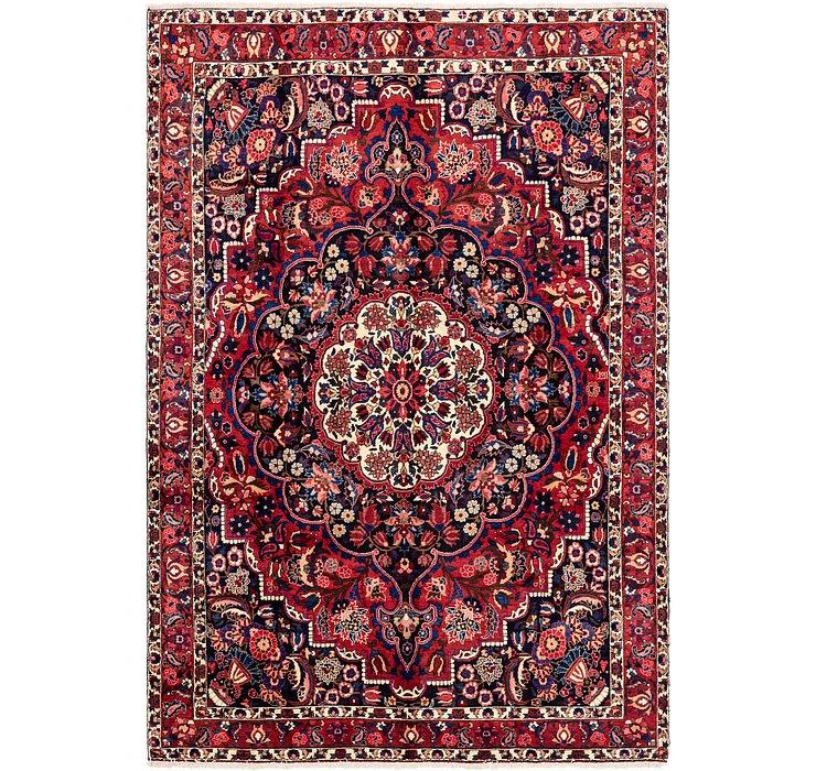 8' x 11' 7 Bakhtiari Persian Rug