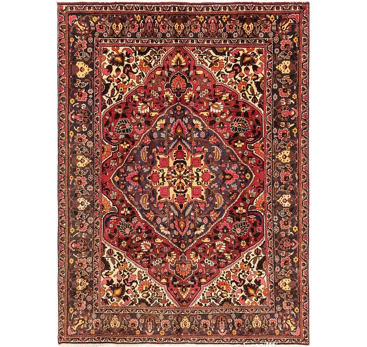 8' 5 x 11' 8 Bakhtiari Persian Rug